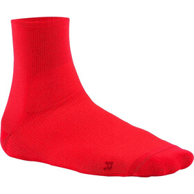 Mavic Essential Calcetines de longitud media, rojo